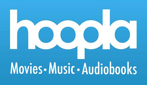 Hoopla: movies music audiobooks